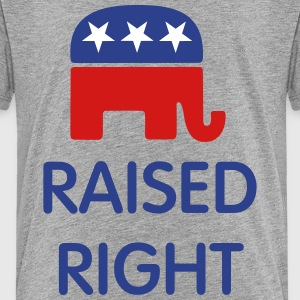 Raised Right - Kids' Premium T-Shirt