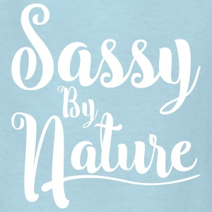 Sassy By Nature Kids' Shirts - Kids' T-Shirt