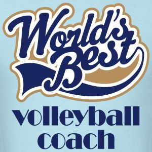 Volleyball Coach WB Sport T-Shirts - Men's T-Shirt