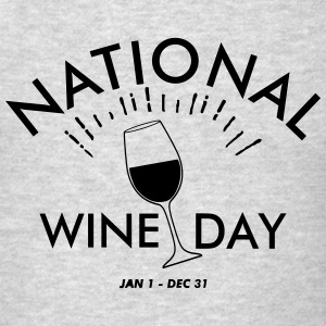 National Wine Day T-Shirts - Men's T-Shirt