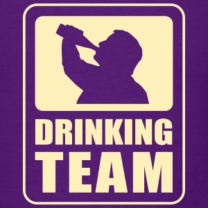 Drinking team T-Shirts - Men's T-Shirt