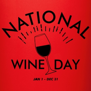 National Wine Day Mugs & Drinkware - Full Color Mug