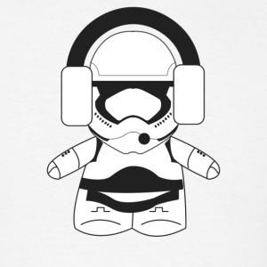 DJ Stormtrooper - Men's T-Shirt