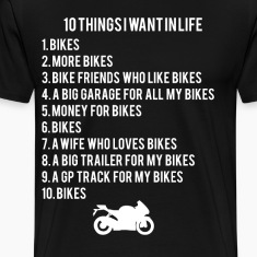 10 Biker Things I Want In Life