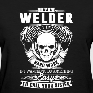 Welder Shirt - Women's T-Shirt