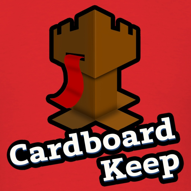 Cardboard Keep, Light (Mens)