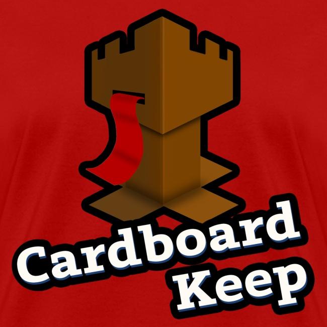 Cardboard Keep, Light (Ladies)