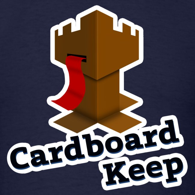 Cardboard Keep, Dark (Mens)