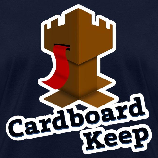 Cardboard Keep, Dark (Ladies)