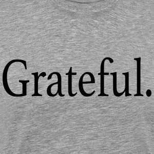 grateful T-Shirts - Men's Premium T-Shirt