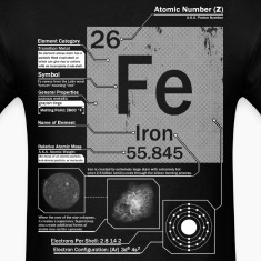 Iron Element t shirt