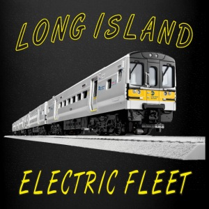 LIRR_M7 Elec Fleet.png Mugs & Drinkware - Full Color Mug