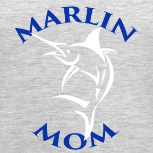 marlin mom final Tanks - Women's Premium Tank Top