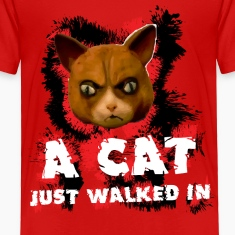 Mad Dogs Cat Shirt Baby & Toddler Shirts