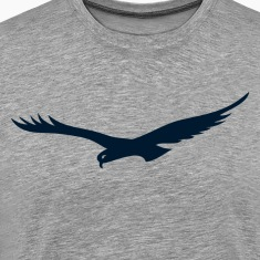 Flying black eagle T-Shirts