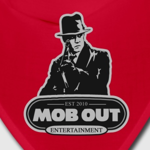MOB OUT ENT BANDANNA - Bandana