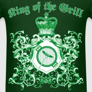 king_of_the_grill_05201602 T-Shirts - Men's T-Shirt