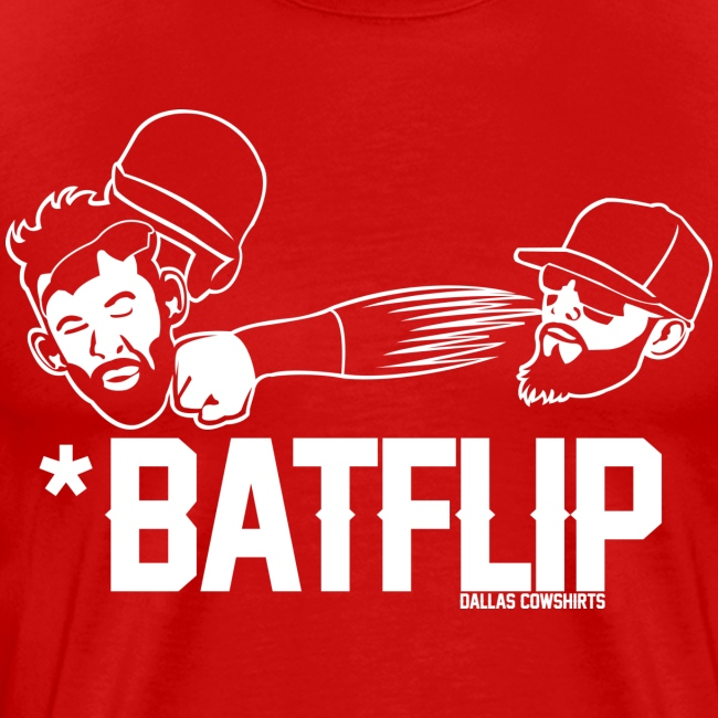 Batflip Red