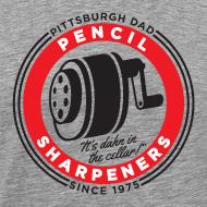 Design ~ Dad's Pencil Sharpener T-Shirt