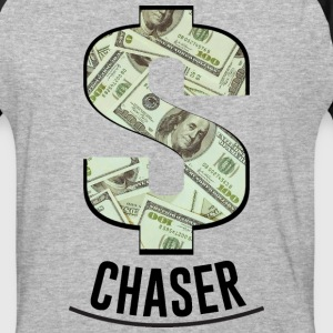 MONEY CHASER - Baseball T-Shirt