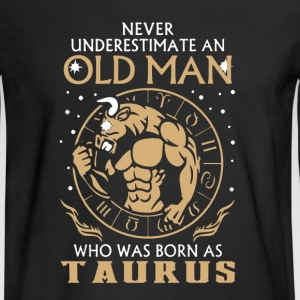 Taurus Shirt - Men's Long Sleeve T-Shirt