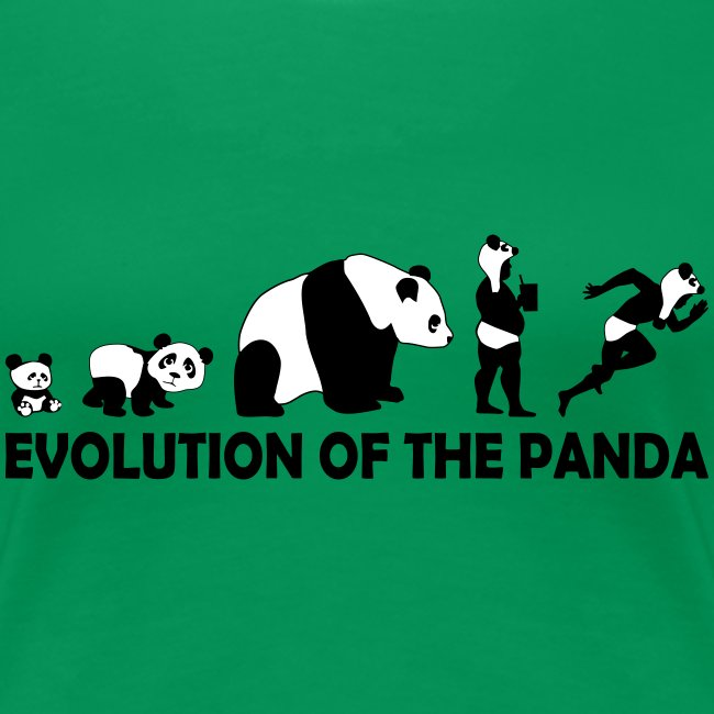 Evolution of the Panda
