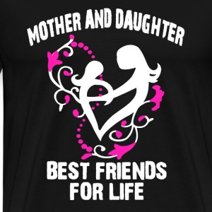 Mother And Daughter Shirt - Men's Premium T-Shirt