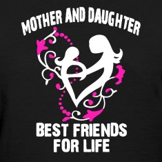 Mother And Daughter Shirt