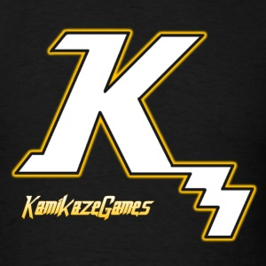 Official KamikazeGames T-Shirt - Men's T-Shirt