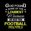 Football Mom Shirt - Men's Premium T-Shirt