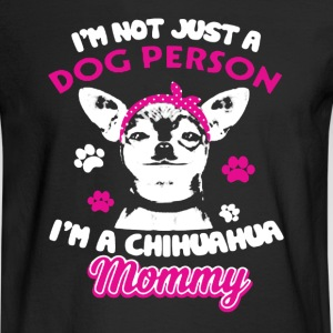 Chihuahua Shirt - Men's Long Sleeve T-Shirt