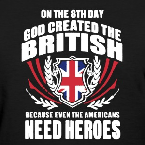 British Shirt - Women's T-Shirt