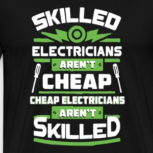 Electricians Shirt - Men's Premium T-Shirt