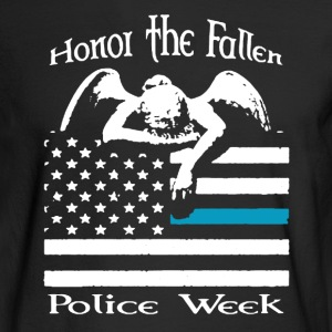 Police Shirt - Men's Long Sleeve T-Shirt