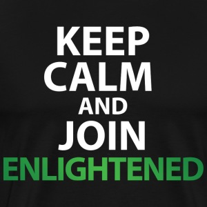 Keep Calm and Join Enl - Men's Premium T-Shirt