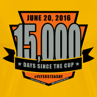 Design ~ #Flyers15kDay Premium Shirt (Pittsburgh Edition)