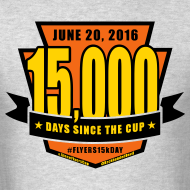 Design ~ #Flyers15kDay Shirt (Pittsburgh Edition)