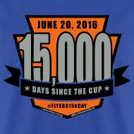 Design ~ #Flyers15kDay Shirt (NY Edition)