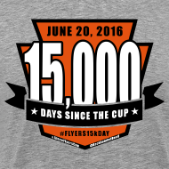 Design ~ #Flyers15kDay Premium Grey