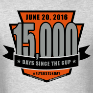Design ~ #Flyers15kDay Shirt