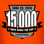 Design ~ #Flyers15kDay (Philly Edition)