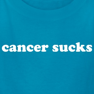 Cancer sucks Kids' Shirts - Kids' T-Shirt