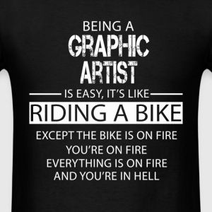 Graphic Artist - Men's T-Shirt