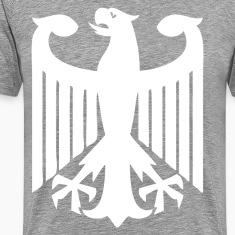 Heraldic eagle coats of arms T-Shirts