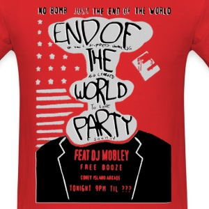 mr robot season 2 party T-Shirts - Men's T-Shirt
