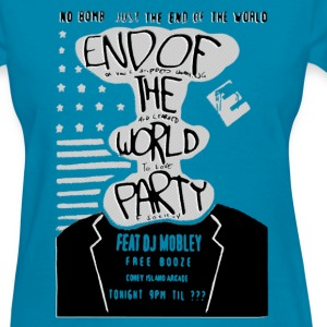 mr robot season 2 party Women's T-Shirts - Women's T-Shirt