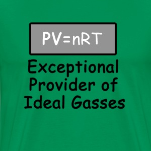 Ideal Gas - Men's Premium T-Shirt