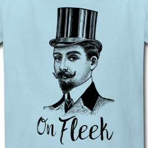 Fleek Fashion Man Kids' Shirts - Kids' T-Shirt