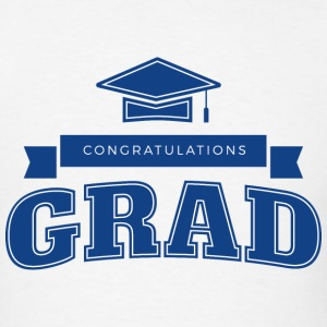 Congratulations Grad - Men's T-Shirt