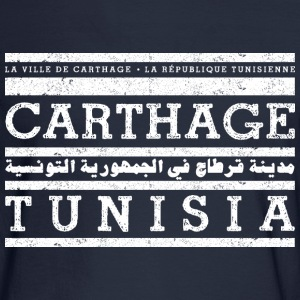 Carthage Long-Sleeve T-Shirt (M) - Men's Long Sleeve T-Shirt